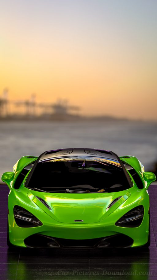 McLaren 720S Coupe mobile wallpaper full HD