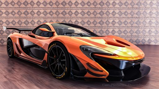 McLaren P1 HD wallpaper free download