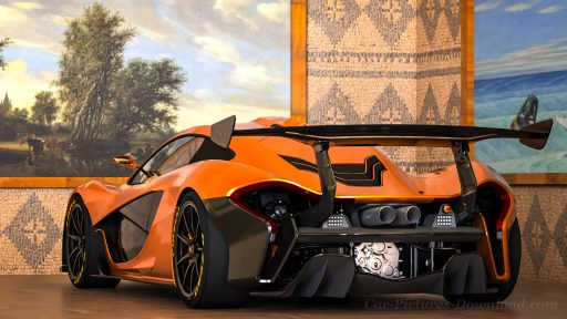 McLaren supercar wallpaper HD desktop