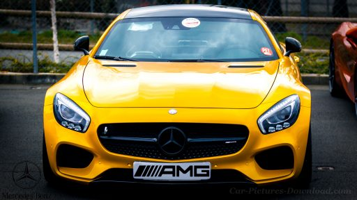 Mercedes Benz AMG car wallpaper HD