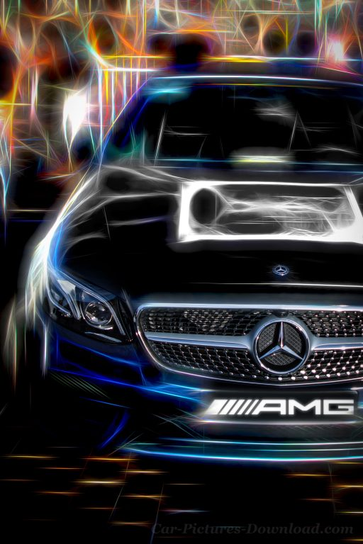 Mercedes Benz car wallpaper iPhone