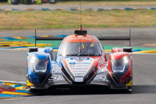 Le Mans racing cars
