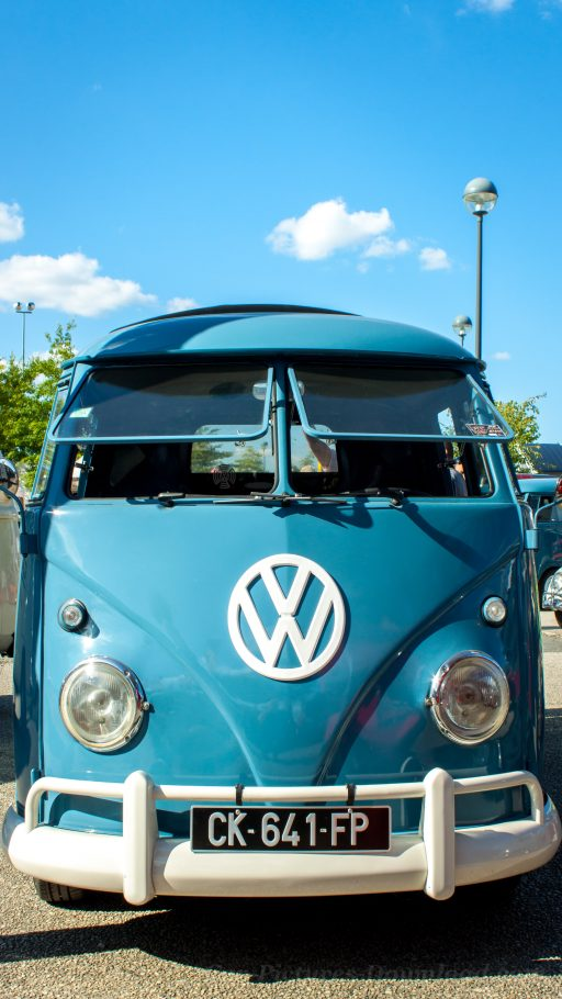 VW Bus iPhone wallpaper 4k Ultra HD