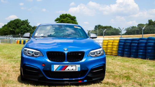 BMW M2 sports car wallpaper