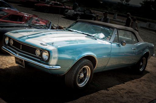 Chevrolet classic muscle car