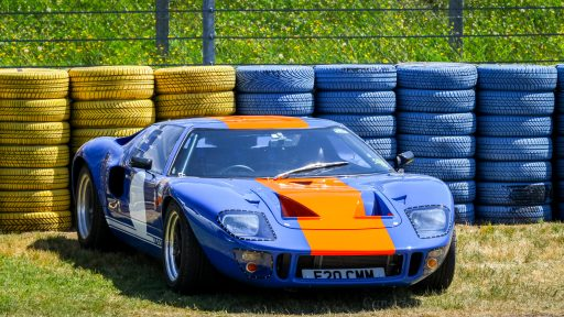 Ford GT40 car desktop wallpaper 4K