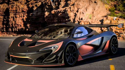 McLaren P1 car desktop wallpaper HD