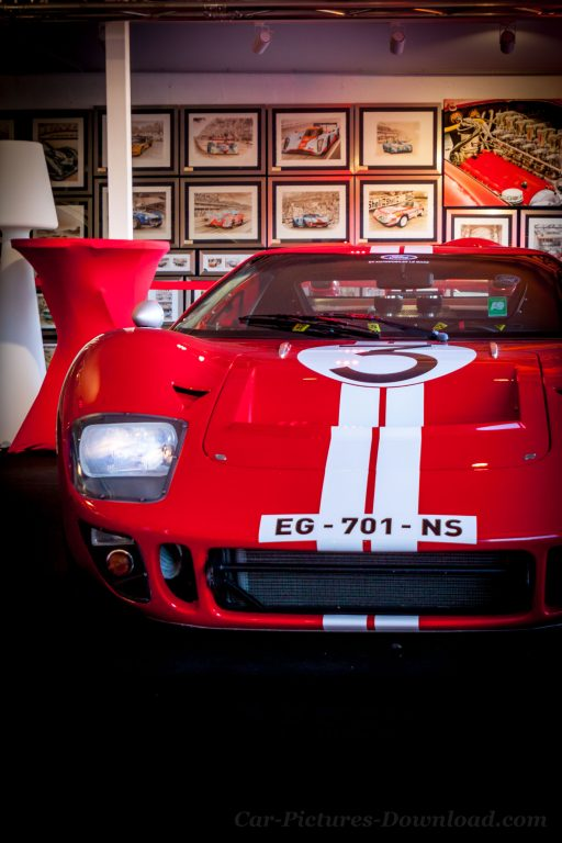 classic Ford GT 40 wallpaper iphone