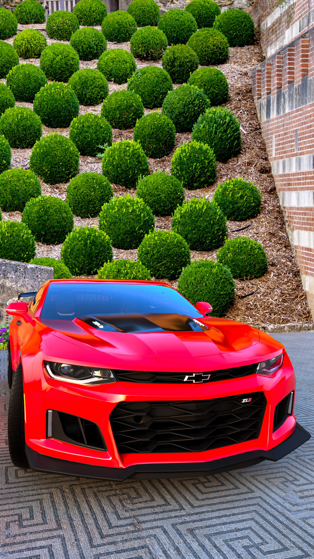 cute backgrounds for iphone, Camaro ZL1 wallpaper