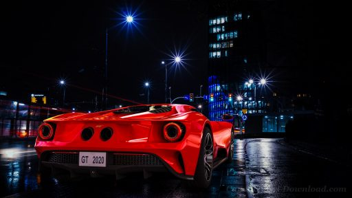 ford gt wallpaper 4k