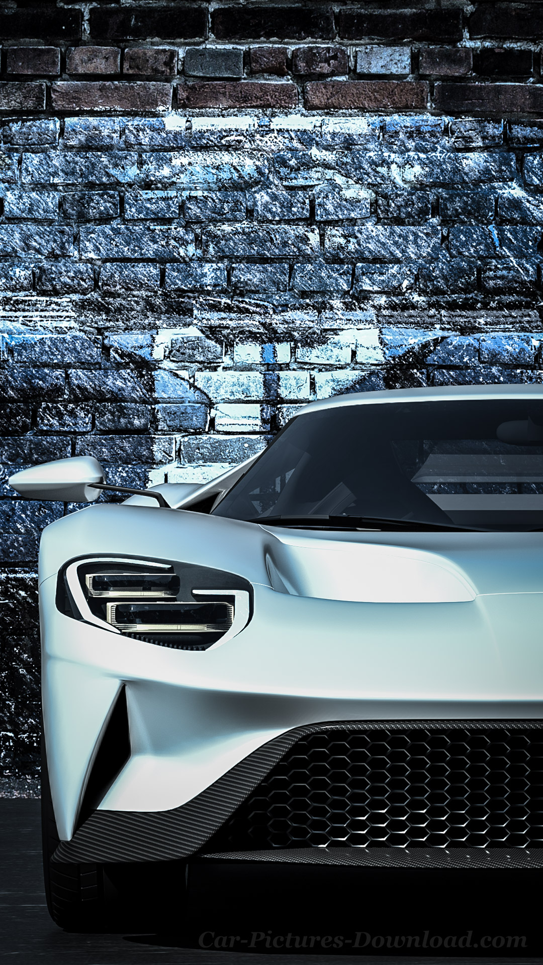 ford gt wallpaper iphone