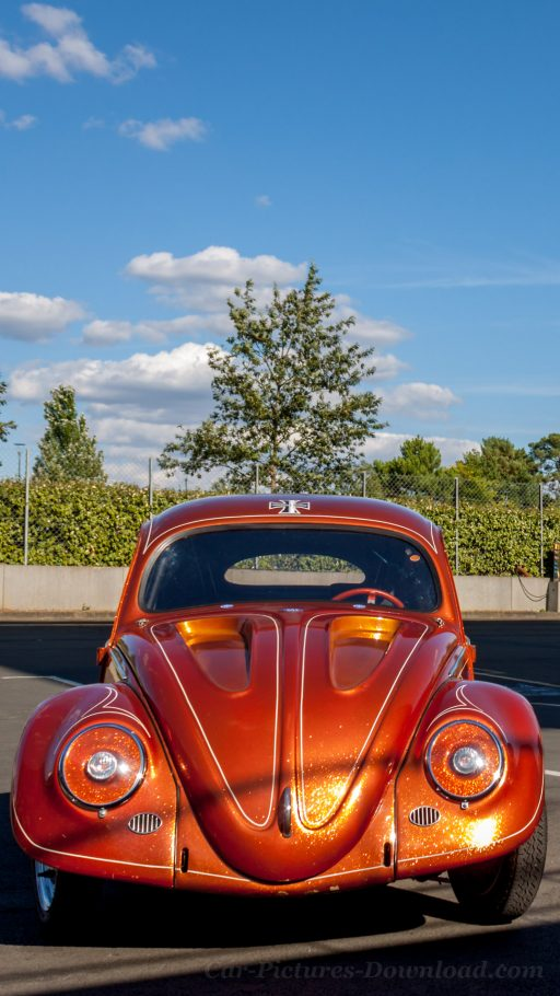 iPhone Wallpaper HD Volkswagen Beetle