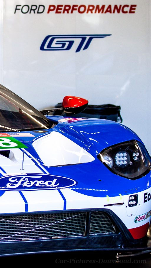 le mans ford gt iphone wallpaper