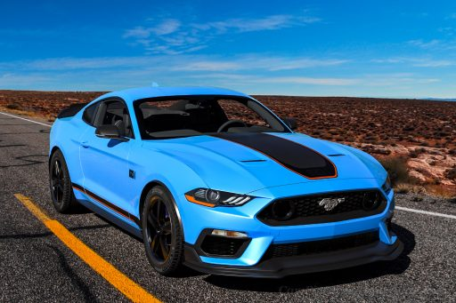 new Ford Mustang Mach1 picture HD