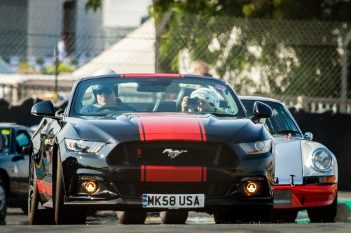 new Ford Mustang sports car