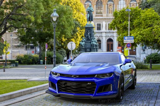 pictures of the new Chevy camaro