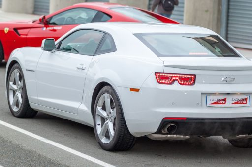pictures of the new camaro